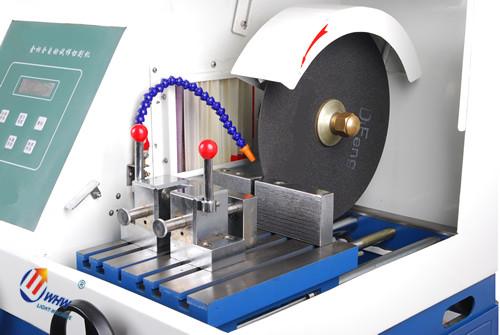 全自动金相试样切割机 mc004-qg-150z